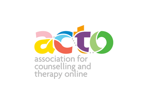 Choosing Online Therapy . ACTO New Logo