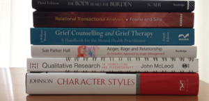 About Me. Therapy Theory Books