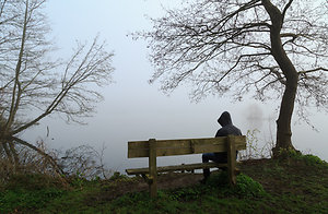Therapy for Depression . Depression Bench