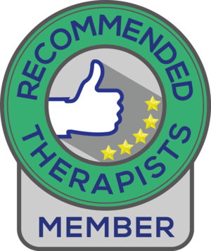 Recommended Therapists Logo